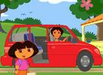 Dora Ride Along City Adventure