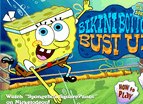 Spongebob Bikini Bottom Bust Up