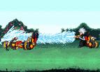 Bleach vs Naruto hacked
