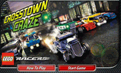 Lego Air Stompers Racers