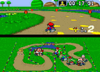 Mario Kart Snes