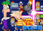 Phineas And Ferb Bomb