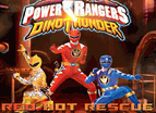 Power Rangers Red Rescue