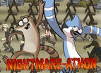 Regularshow Nightmare Athon
