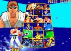 Retro Cps2 4021 Marvel Super Heroes Vs Street Fighter