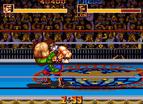Saturday Night Slammasters Sega