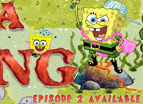 Spongebob Invasion Of The Lava King 2
