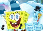 Spongebob Snow Pants