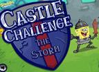 Spongebob Castle Challenge The Storm