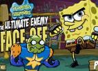 Spongebob Face Off
