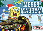 Spongebob Merry Mayhem