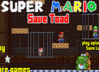 Hacked Mario Save Toad