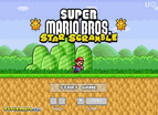Hacked Mario Star Scramble