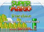 Hacked Mario Star Shine