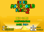 Hacked Mario World Flash 2