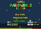Hacked Mario World Flash