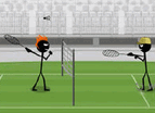 Super Stickman Badminton