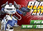 Transformers Blast Attack