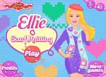 Elliescarfknitting