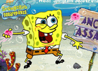 Spongebob Anchovy Assault