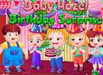 寶貝過生日