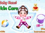 寶貝冬季護理