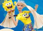 Spongebob Barbie Love
