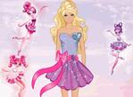 芭比製作魔法裙
