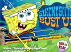 Spongebob Bikinibottom Bust Up