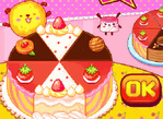 Constitute Cake