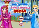 Ice Queen Time Travel India