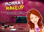 偷用媽媽化妝品