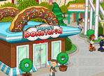 papa甜甜圈店