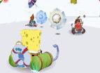 海綿寶寶3D卡丁車