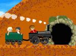 小火車進山洞