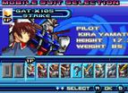 Arch Gba Mobile Suit Gundam Seed Battle Assault