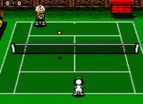 真-史努比網球
