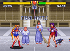 Bishoujo Senshi Sailormoon 2 Snes