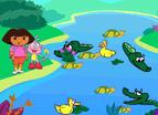 Dora Crocodile Lake