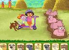 Dora Find Those Puppies