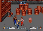 Double Dragon Sega