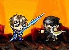 龍騎士vs暗影神偷