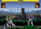 G Gundam Snes