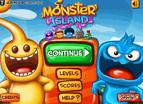 憤怒怪物島