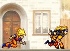 無敵鳴人VS超級賽亞人悟空2