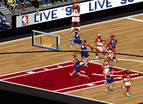 NBA LIVE 98全螢幕