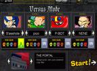 小遊戲主角大亂鬥(Newgrounds Rumble)雙人版