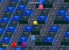 Pac Mania Sega