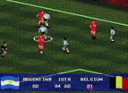 Pele World Tournament Soccer Sega
