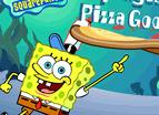 海綿寶寶送披薩